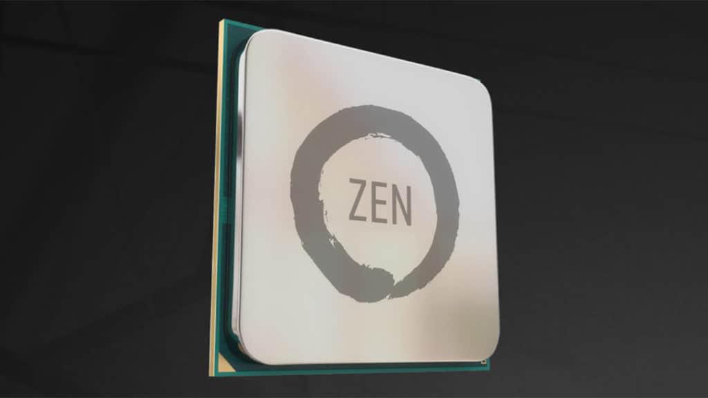 Zen Core Architecture