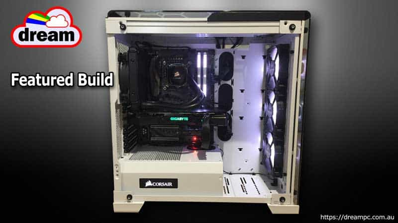 8700k Custom Build PC