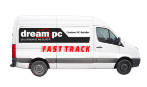FAST TRACK Build Time 3-5 Working Days
