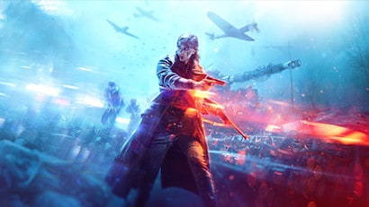 Battlefield V with NVIDIA RTX