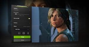 NVIDIA Ansel screenshots and HDR 360 capture