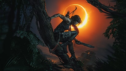 Tomb Raider with NVIDIA RTX