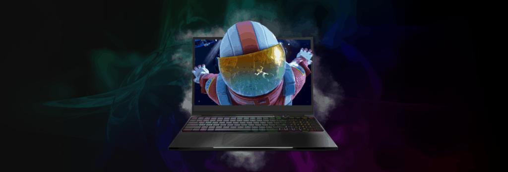 The Resistance Striker GTX 1050 Laptop