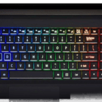 Resistance Laptops come with RGB Mechanical Keyboards