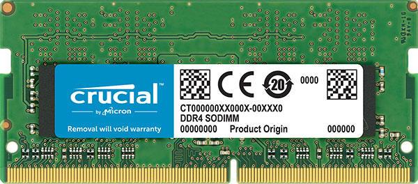 Micron (Crucial) CT16G4SFD8266