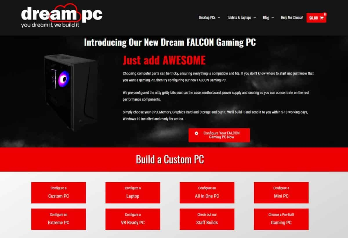 Dream PC | Elite Custom PC Builder Australia | 5 Star Rated⭐