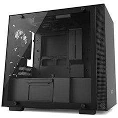 NZXT H200 Mini-ITX Case Black/Black