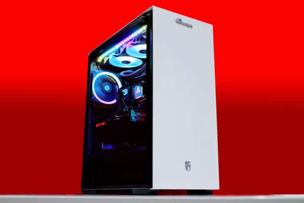 Deepcool Gamer Storm Macube 310 White