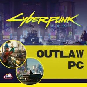 Cyberpunk 2077 Outlaw PC