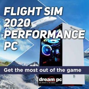 Flight Sim 2020 Performance PC