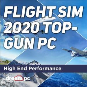 Flight Sim Top-Gun PC