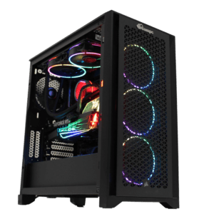 Corsair 4000D Airflow with Corona Fan Kit
