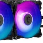 MSI MAG CoreLiquid 240R Liquid Cooler