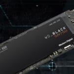 Western Digital WD Black SN750 2TB NVME SSD